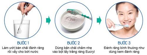 Bột tẩy trắng răng eucryl có tốt không? Giải đáp thắc mắc cho bạn 1